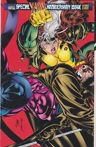 X-Men # 45 (Oct. 1995, Marvel) Special Anniversary Issue; NM- (9.2)