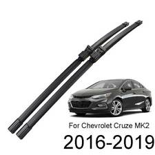 """XUKEY Front Windshield Wiper Blades For Chevrolet Cruze MK2 2016 -2019 28""""24"""""""