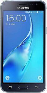 Samsung Galaxy J3 (2016) Black Schwarz SM-J320FN Single Sim Android Smartphone