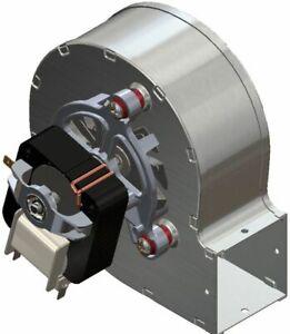 Ventilatore centrifugo motore per canalizzazione stufe a pellet