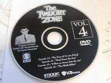 Twilight Zone Volume 4 Replacement DVD Disc Only 64-234