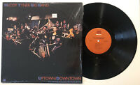McCoy Tyner Big Band / Uptown - Downtown (LP Used) Milestone Records M-9167