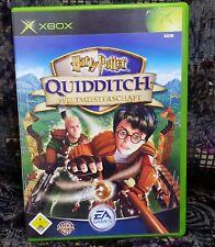 XBOX Spiel Harry Potter - Quidditch Weltmeisterschaft ohne Anleitung