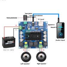 XH-A105 TDA7498 Bluetooth 5.0 Digital Amplifier Board 2x100W Stereo AMP Module