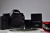 Canon EOS 5D Mark III 22.3MP Digital Camera Body Excellent-