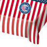 USA American Flag Design Party Table Cover 130 x 180 cm