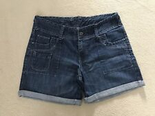 "Ladies Bench Denim Shorts Size 30"" W"
