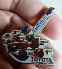 BEAU PIN'S F1 FORMULA ONE USA INDY CAR SERIES TOYOTA GUITARE NASHVILLE EGF MFS