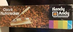 Handy Andy™ Ozark Nutcracker World's Handiest Nutcracker NIB
