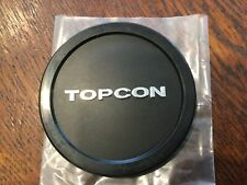 Genuine TOPCON- 52mm diameter - Vintage Camera Lens Cap -new old stock
