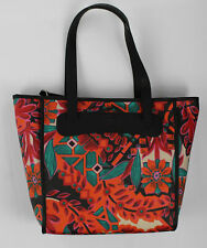 Fossil Womens Floral Shopper Tote Purse Bag Handbag Ret $98 New