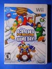 Club Penguin: Game Day! (Nintendo Wii) CASE ONLY