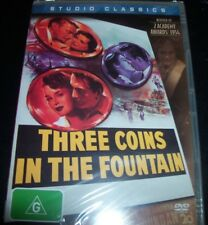 Three Coins in the Fountain (Dorothy McGuire Jean Peters)(Aust Region 4) DVD NEW