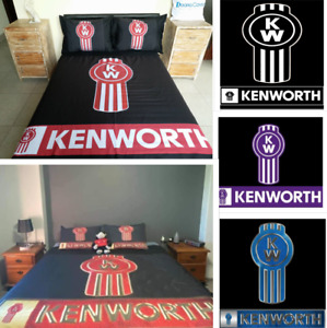 Kenworth Doona Cover .. kenworth...NOW MADE WITH COTTON