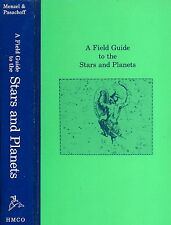 FIELD GUIDE TO THE STARS AND PLANETS DONALD MENZAL H/C 1983