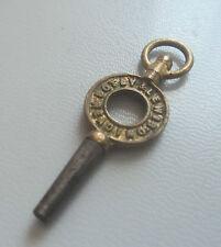 Reloj de bolsillo de publicidad clave-Botley & Lewis de lectura Berkshire
