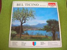 LP BEL TICINO-MUSICA POPOLARE-HELVETIA H 101