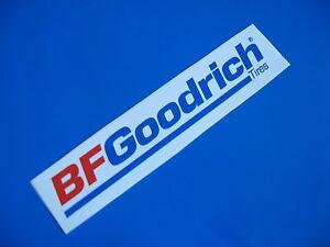 BF GOODRICH sticker/decal x2