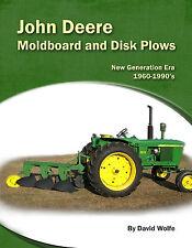 John Deere Moldboard and Disk Plows - New Generation Era 1960's-1990's