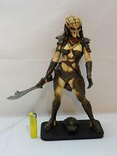 Female Predator hunter