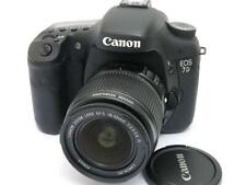 Canon EOS 7D 18MP Digital SLR Camera with 18-55mm Lens Excellent from Japan F/S