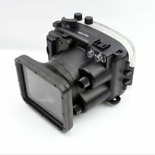 40m Waterproof Underwater Housing Case For Fujifilm Fuji X-M1 XM1 16-50mm lens