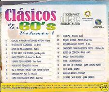 rare CD 70s & 60's JOSE AUGUSTO los brios MANOLO GALVAN raul santi MASSIEL adamo
