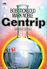 """Bob Stick GOLD/Mark Noble - """"gentrip"""" (1982) - TB-UNREAD"""