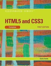 HTML5 and CSS3, Illustrated Complete-ExLibrary