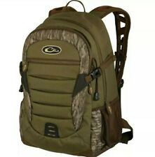 Drake Waterfowl Da1000-006, Daypack- Bottomland Hunting Camping Backpack New
