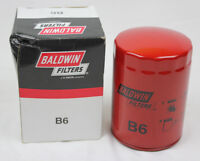 Engine Oil Filter BALDWIN B6 Brand New