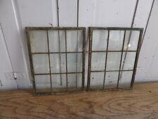 Bronze Antique Windows