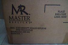 Master Replica Scaled Replicas Mini Trio  Display OVP