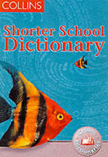 Collins Children's Dictionaries – Collins Shorter School Dictionary, McIlwain, J