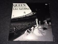 Queen Live Aid 1985 Definitive Restoration (UK, 13 July 1985) rare DVD