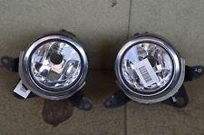 JDM SUBARU IMPREZA WRX GG3 GG2 GG GD CRYSTAL CHROME FOG LIGHT DRIVING LAMP