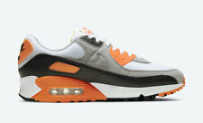 CW5458-101 Men's Nike Air Max 90 White/Orange/Black