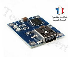 5V Lithium Battery Charging TP4056 Board Mini B USB 1A Charger Module DIY 3.7V