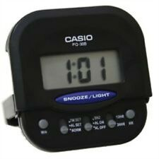 Casio Alarm Clock with Snooze and Led Light PQ-30-2DF