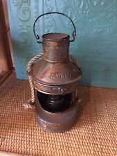 Antique Masthead Lantern Light