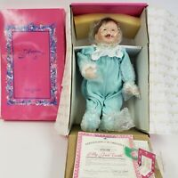 """My First Tooth"" Porcelain Doll Ashton Drake Galleries 1991"
