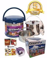 DreamPot 5 L Thermal Cooker - Home, Caravan, Kitchen, Travel, Slow Cooker
