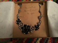 Chloe and Isabel Dolce Statement Necklace Retired - Rare -  NEW & IN BOX NIB