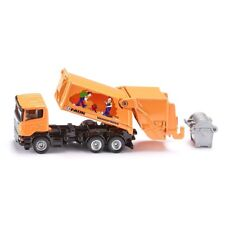 1:87 Refuse Lorry - Siku 187 1890 Truck Scale Camion Scania Garbage