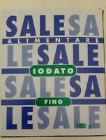 Sale di Sicilia (Fino) - IODATO DI IN PACCHI DA KG 1 X 5 PEZZI TOT 5 KG