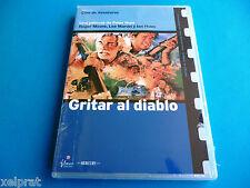 GRITAR AL DIABLO - Roger Moore / Lee Marvin - Peter Hunt 1976 - Precintada