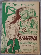 Vlaamse Filmkens N°304 Dymphna de vluchtelinge Bertram Averbode