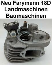 Zylinderkopf Farymann Diesel 18D 731.218.6 Baumaschinen Stromaggregat Kompressor