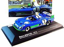 MATRA MS670B #7 1974 BLUE IXO ALTAYA 1/43 DIECAST CAR COLLECTOR'S MODEL , NEW