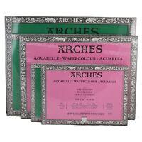 watercolour paper Aquarelle arches block professional pads cotton painting
